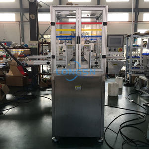 Bottle Neck Cutting Machine